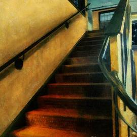 Going Up by RC DeWinter