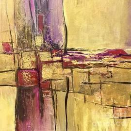 Lorraine Danzo - Gold thread