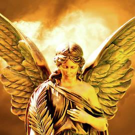 KaFra Art - Golden Angel