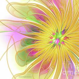 Deborah Benoit - Golden Blossom