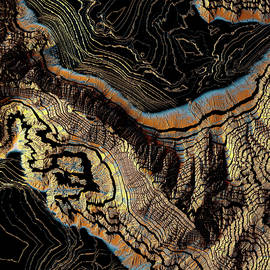 Spacefrog Designs - Golden Canyons