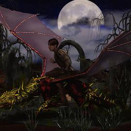Solomon Barroa - Golden Dragon