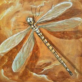Kimberly Benedict - Golden Dragonfly