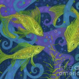 Julia Khoroshikh - Golden Fishes