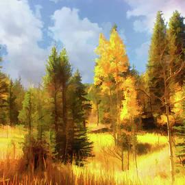Lorraine Baum - Golden Forest