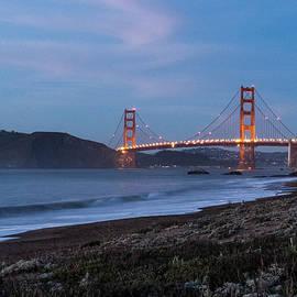 Golden Gate Bridge 2 by Patti Deters