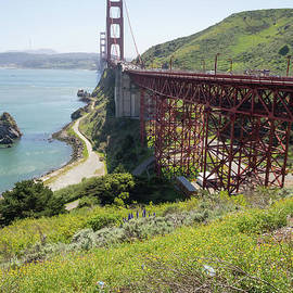The San Francisco Golden Gate Bridge DSC6148