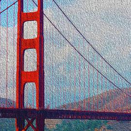 Golden Gate Bridge by Jenny Revitz Soper