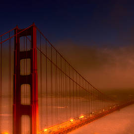 Tommy Anderson - Golden Gate Bridge