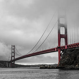 Golden Gate Glory, San Francisco, CA by Lila Hansen