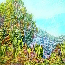 Joel Bruce Wallach - Golden State Mountain Vista