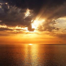 Golden Sun by Julian Perry