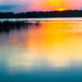 Parker Cunningham - Golden Sunset