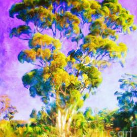 Jerome Stumphauzer - Golden Tree Of Life