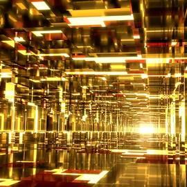 Golden Tunnels by Grant Osborne