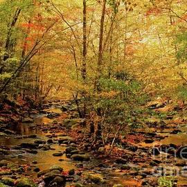 Geraldine DeBoer - Golden Twin Creek