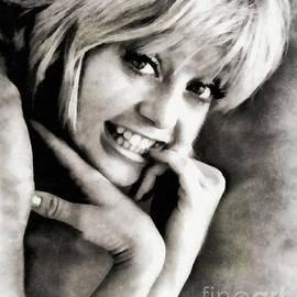 John Springfield - Goldie Hawn, Actress
