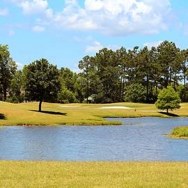 Cynthia Guinn - Golf Course Beauty