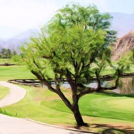 Golf Course by Katherine Erickson