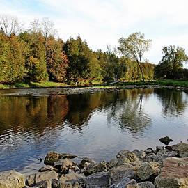 Debbie Oppermann - Good Fishing Spot On The Grand River
