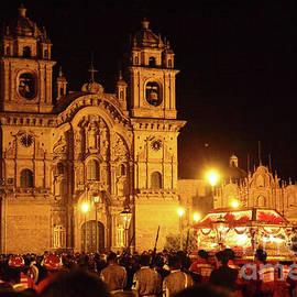 James Brunker - Good Friday in Cusco