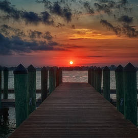 Good Morning Fort Myers by Kim Hojnacki
