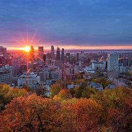 Good Morning Montreal by Mircea Costina Photography