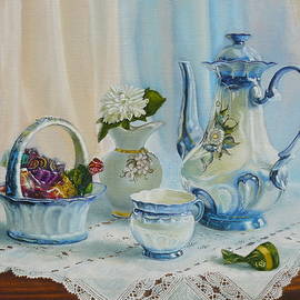 Good morning my Love by Vasily Zolottsev