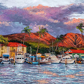 Good Night Lahaina by Darice Machel McGuire