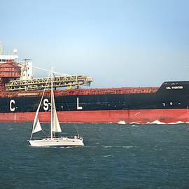 Good Ship Salvation by Brian Tada