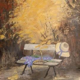 Maria Karalyos - Goodbye summer,welcome autumn