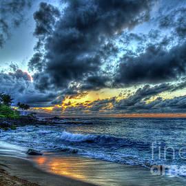 Reid Callaway - Goodbye Until Tomorrow North Shore Sunset Oahu Hawaii Collection Art