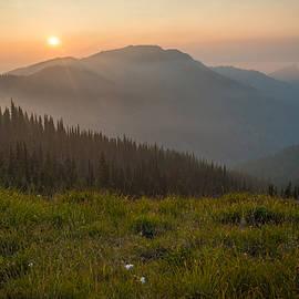 Goodnight Mountains by Kristopher Schoenleber