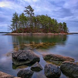 Googins Island - Rick Berk