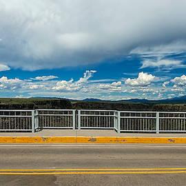 Gorge Bridge North View by Britt Runyon