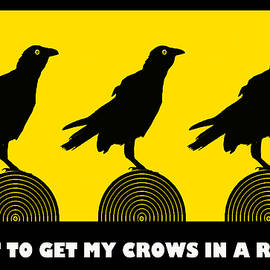 Got to Get My Crows in a Row by Claudia O'Brien