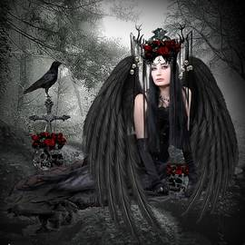 Ali Oppy - Gothic Angel of class