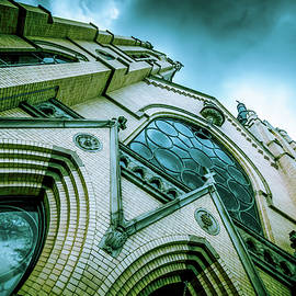 Gothic View by Jim Love