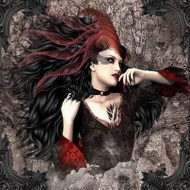Ali Oppy - Gothic wind swept