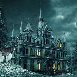 Tony Fowler - Gothic Wolf