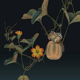 Spadecaller - Gourd Vine and Chipmunk