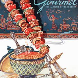 Gourmet Magazine September 1948 by Henry Stahlhut