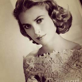 Esoterica Art Agency - Grace Kelly, Movie Star