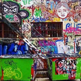 Joseph J Stevens - American Graffiti