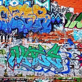 Joseph J Stevens - Graffiti