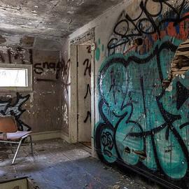 Graffiti by Sara Hudock