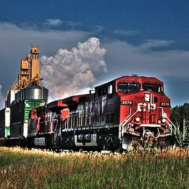Grain Train by David Matthews