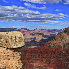 Allen Beatty - Grand Canyon # 29 - Mather Point Overlook