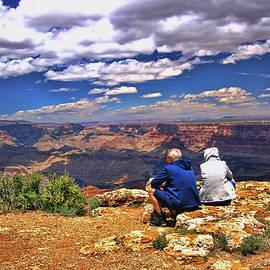 Allen Beatty - Grand Canyon # 32 - Desert View