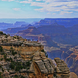 Allen Beatty - Grand Canyon   # 45 - Mather Point Overlook